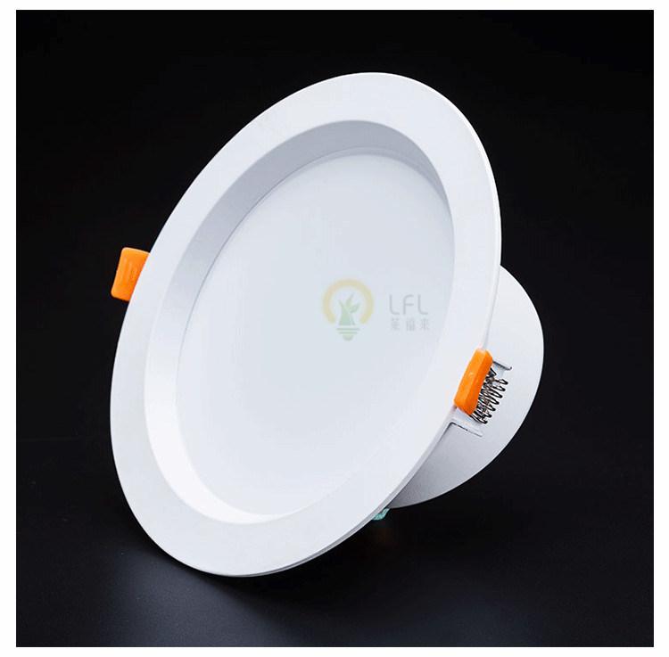 6 Inch 18W Eco Series LED Down Light (LFL-D1440L-A6)