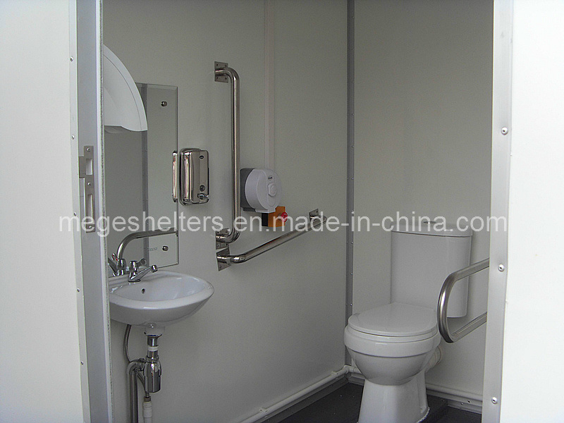 Portable Toilet / Mobile Toilet for Events, Festivals, Party (CT01)