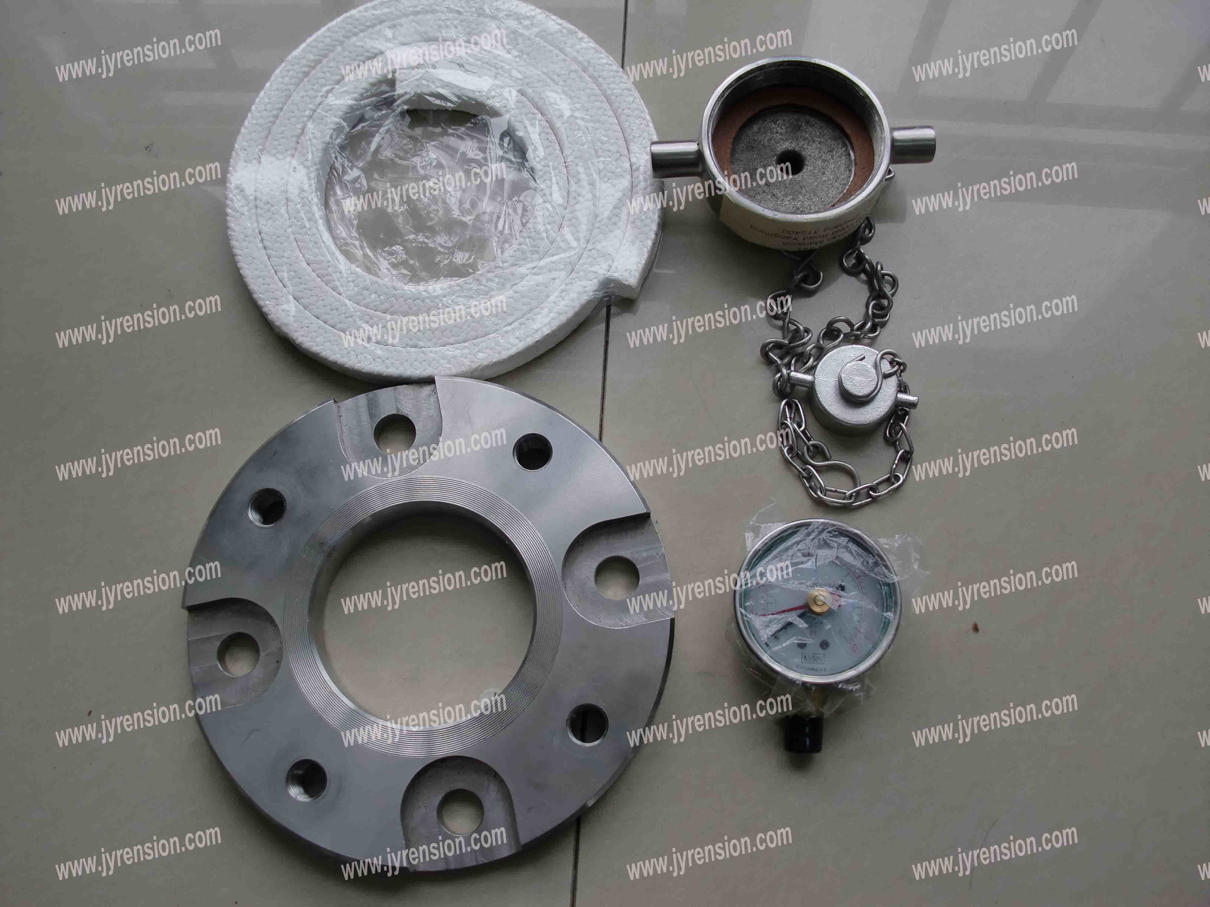 Tank Container Spare Parts