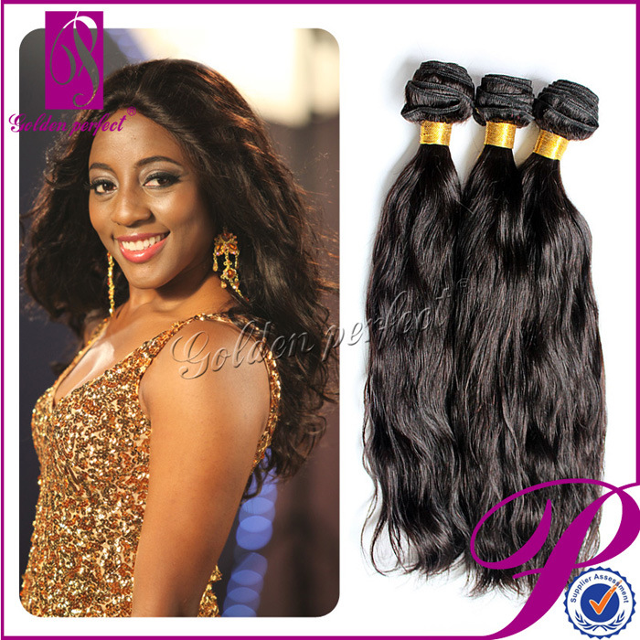 Unprocessed Brazilian Virgin Hair Remy Hair Product 100% Human Hair Extension