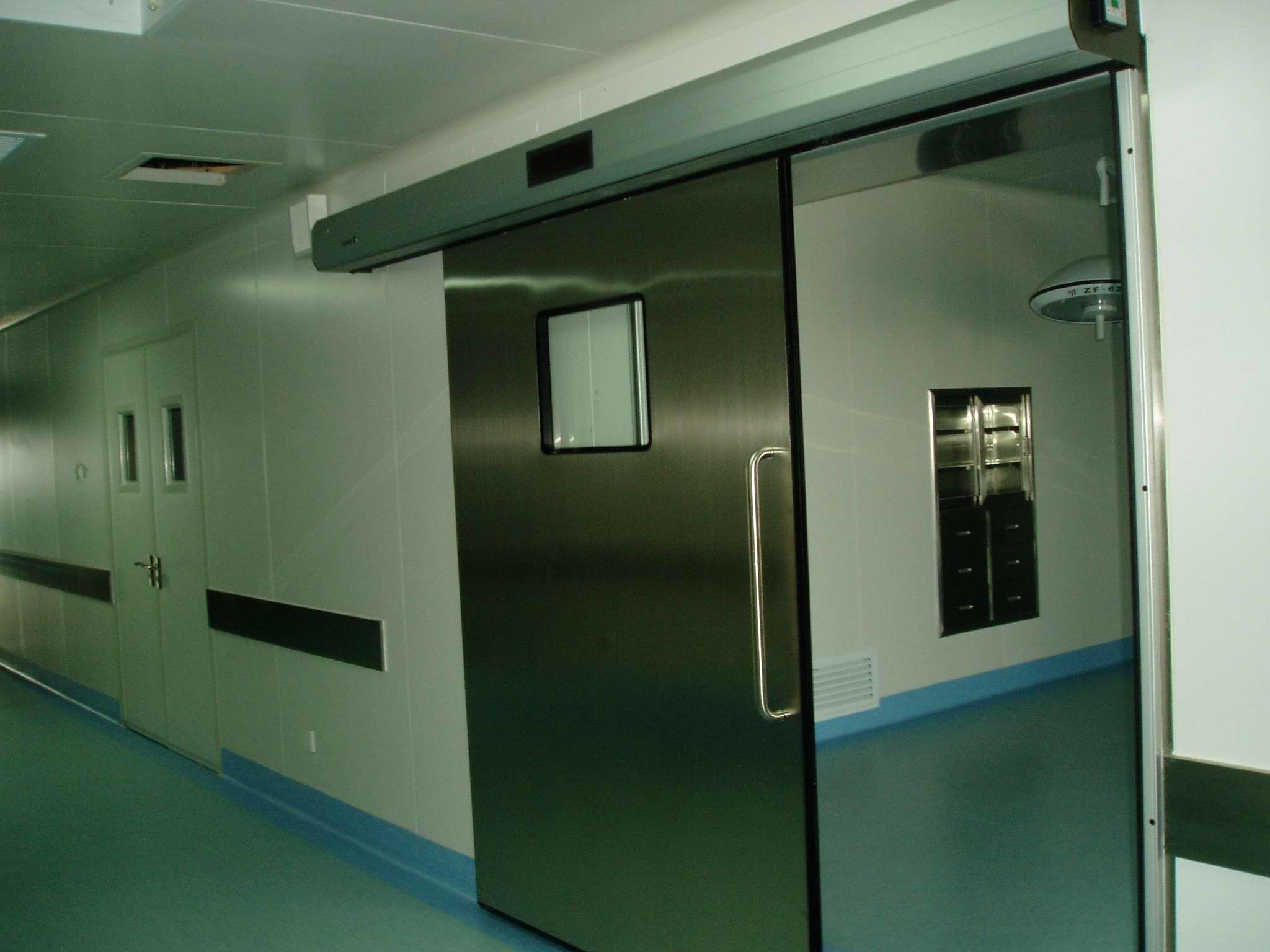 China 6 Hermetic Airtight Door with Shielding Door for Hospital - China Airtight Door Hermetic Door : airtight door - pezcame.com