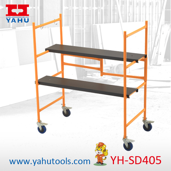 Safe and Stable Mobile Mini Scaffold (YH-SD405)