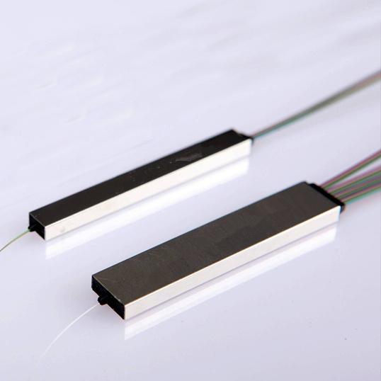 FTTH Optical Fiber PLC Splitter with Connectors