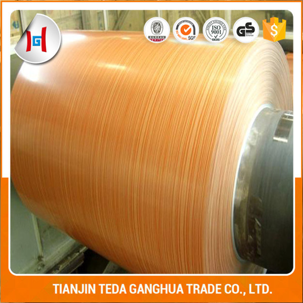 1050 3003 5052 Color Coated Aluminum Coil