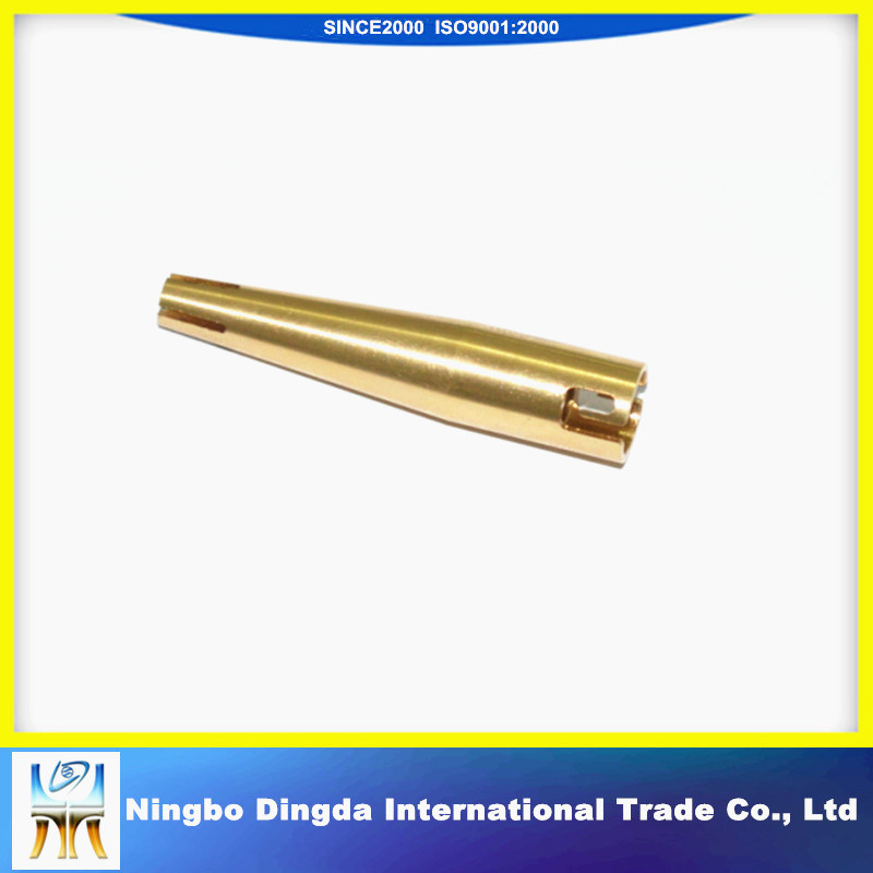 CNC Machining Brass Machined Parts