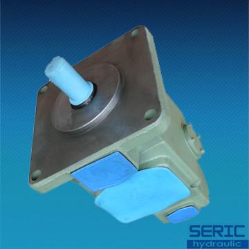 Double Hydraulic Oil Vane Pump PV2r12 Series