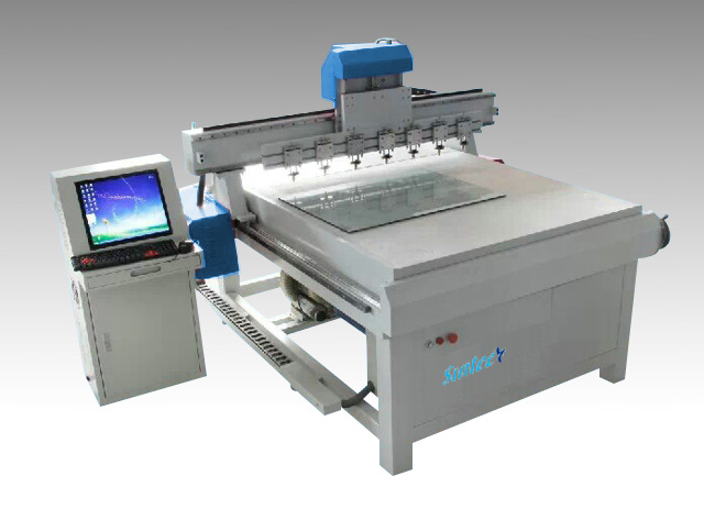 Shape Glass Cutting Machine/Glass Cutting Table/Glass Craft Cutting Machine