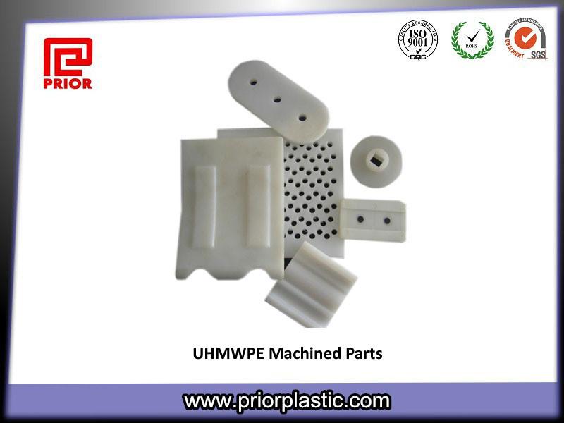 UHMW PE CNC Precision Machined Parts