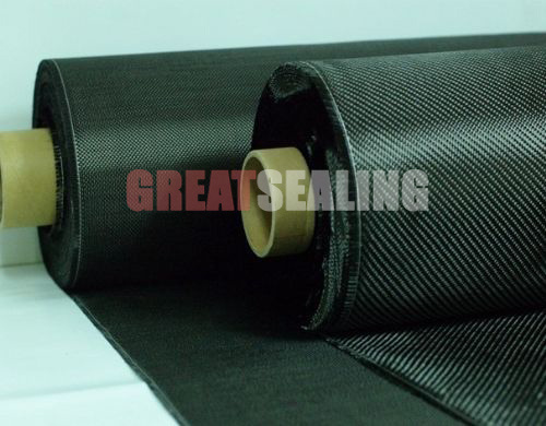 Refractory Carbon Fiber Cloth