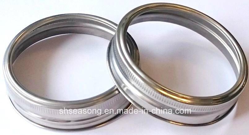 Bottle Ring / Stainless Steel Lid / Metal Cap (SS4519)