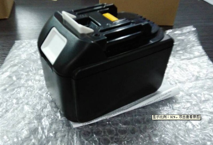 Highest Capacity Bl1830 Battery for Makita Power Tools, 18V, 6000mAh with Smart IC Control
