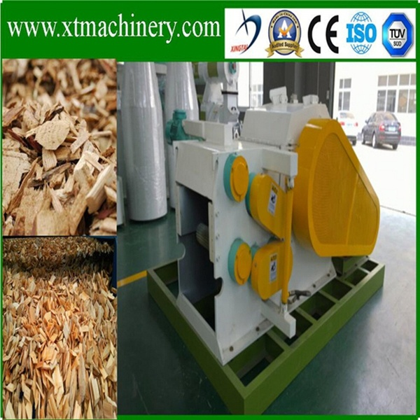 Southeast Asia Designed, High Efficient, Wearable Drum Wood Chipper