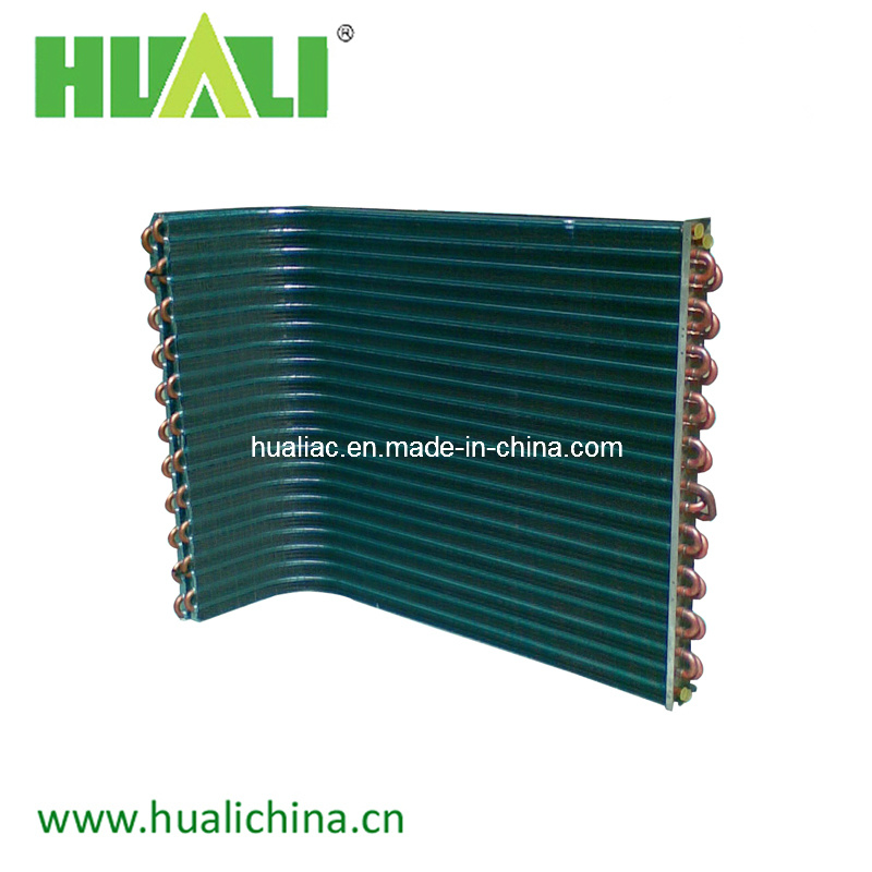 Shell and Tube Heat Exchanger for Heat Pump