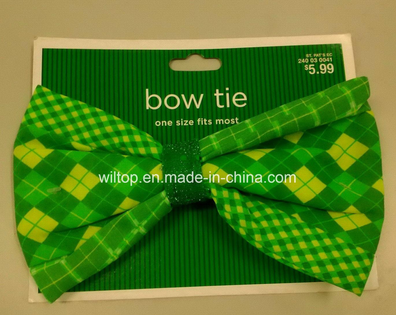 Sat Patrick′s Day Bow Tie (WA001)
