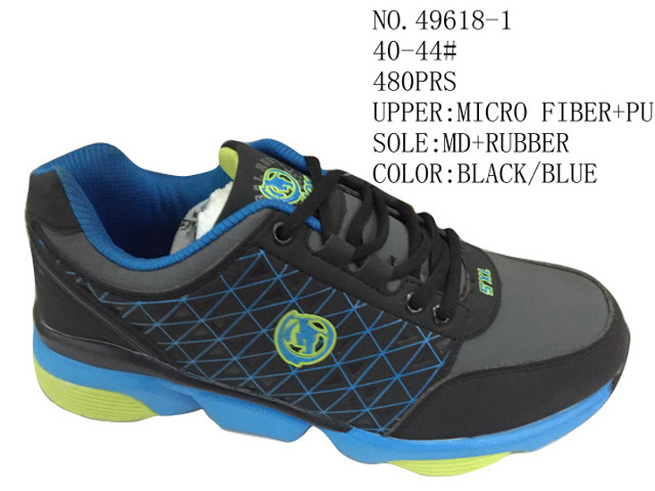 No. 49618 Men Sport Shoes Stock Shoes