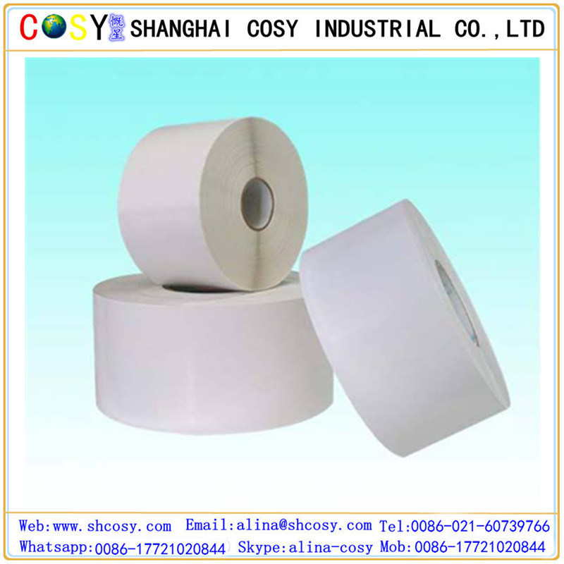 White PP Synthetic Paper for Indoor Digital Printing