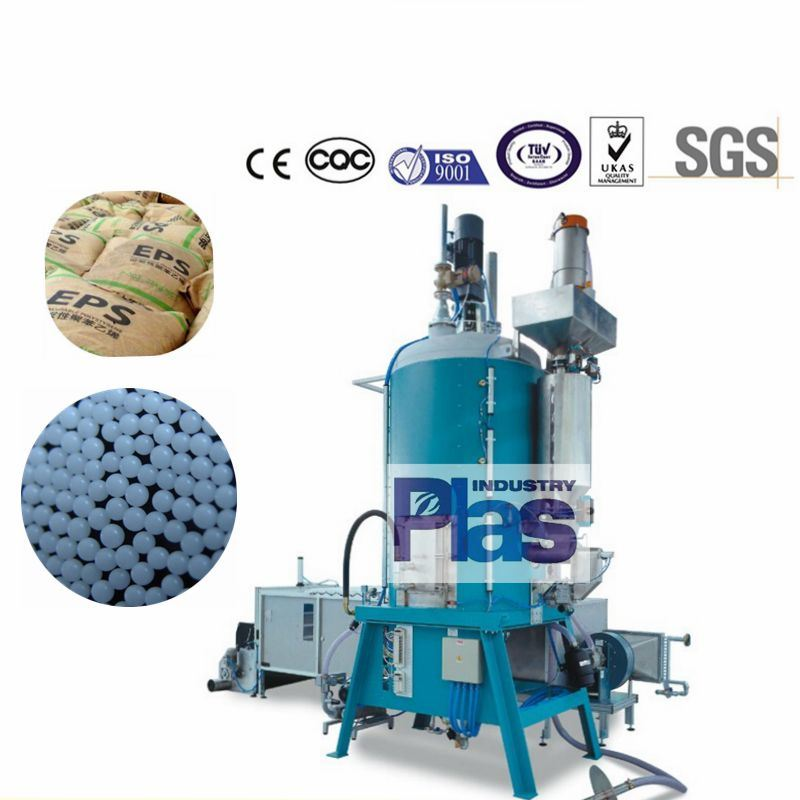 EPS Polystyrene Foam Pre-Expander Machine