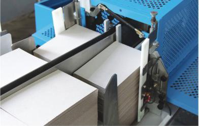 Full Automatic Book Case Making Machine