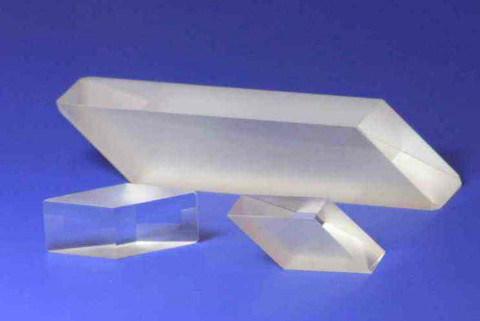 CaF2 Rhomboid Prisms