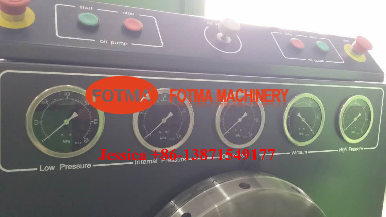 EPS615 Bosch Diesel Injection Pump Test Bench with Schneider Inverter