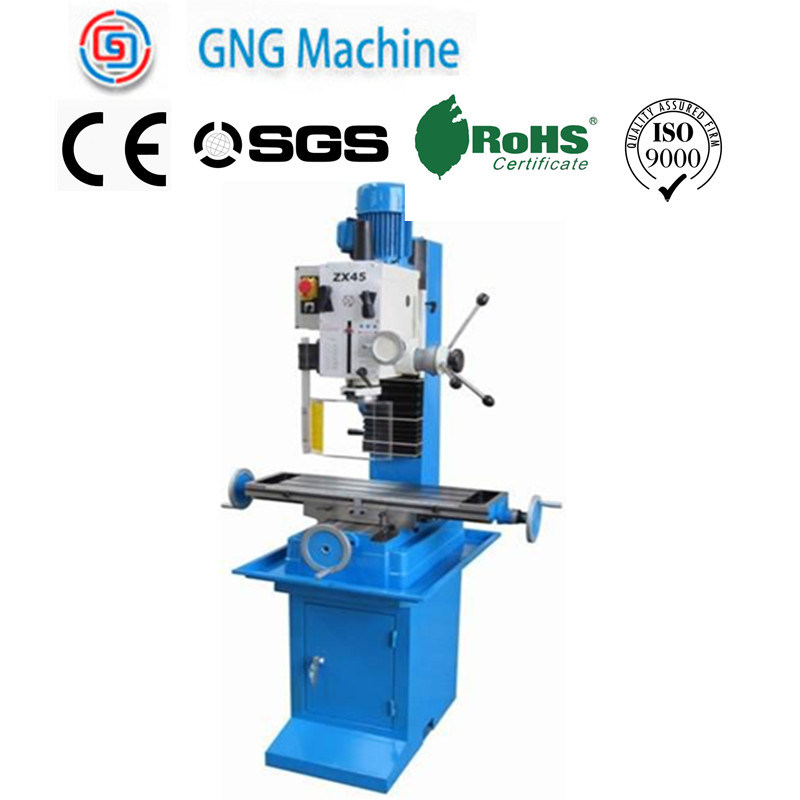 High Dovetail Column Milling & Drilling Machine