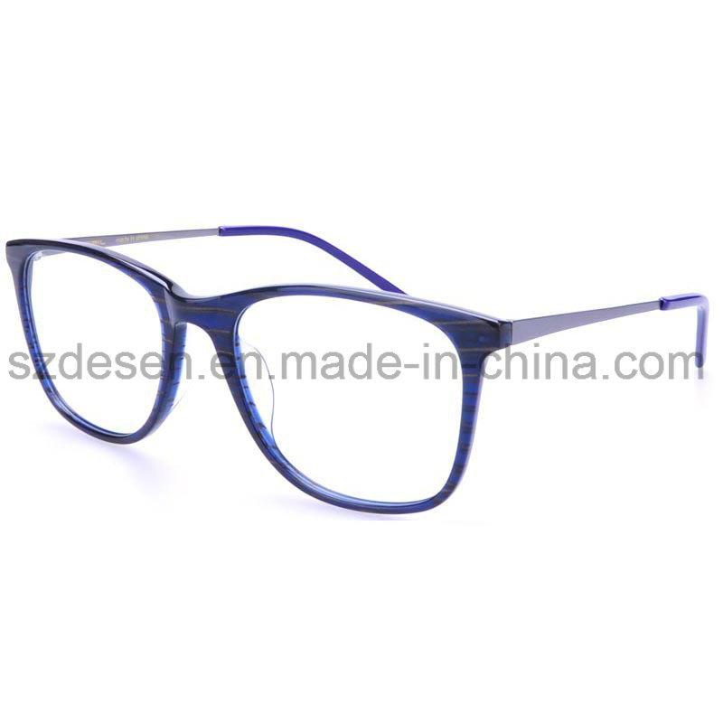 2017 China Wholesale New Product Hand Made Acetat Eyeglasses Optical Frames