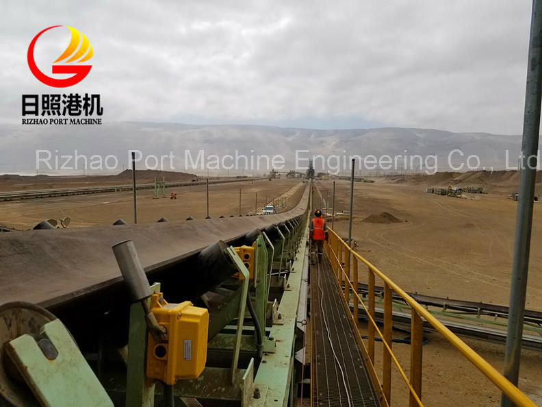 SPD Iron Ore Belt Conveyor for Peru