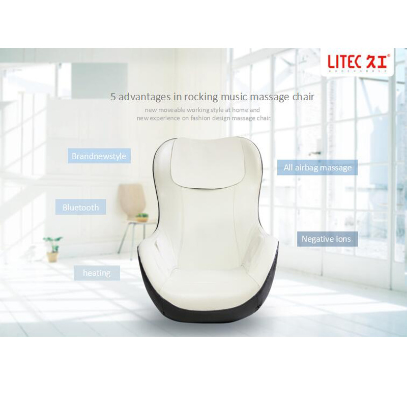 Leisure Rocking Music Massage Sofa Chair Lt101