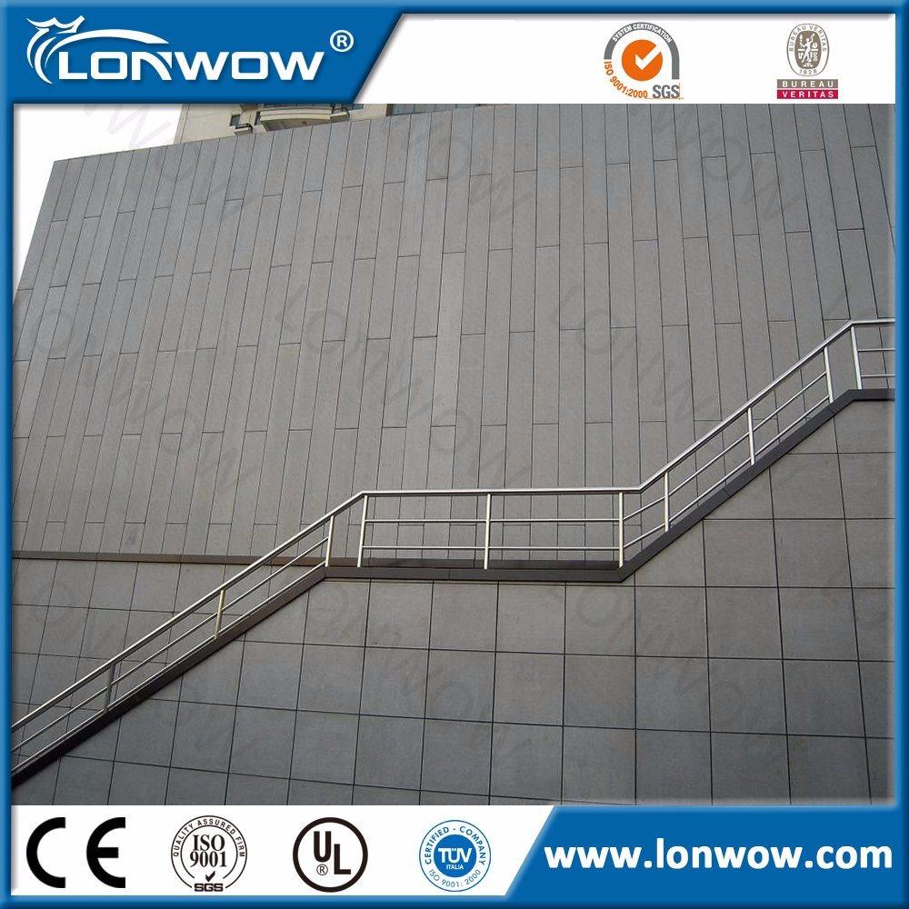 Class a Fireproof High Density Fiber Cement Board
