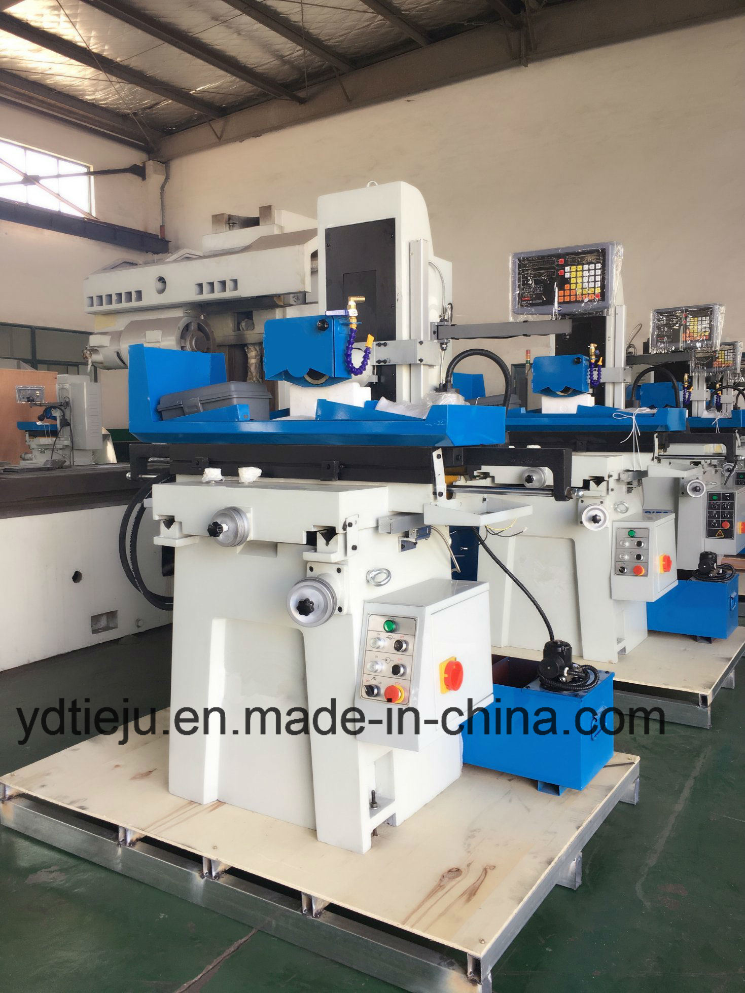 China Hydraulic Surface Grinding Machine with Digital Display