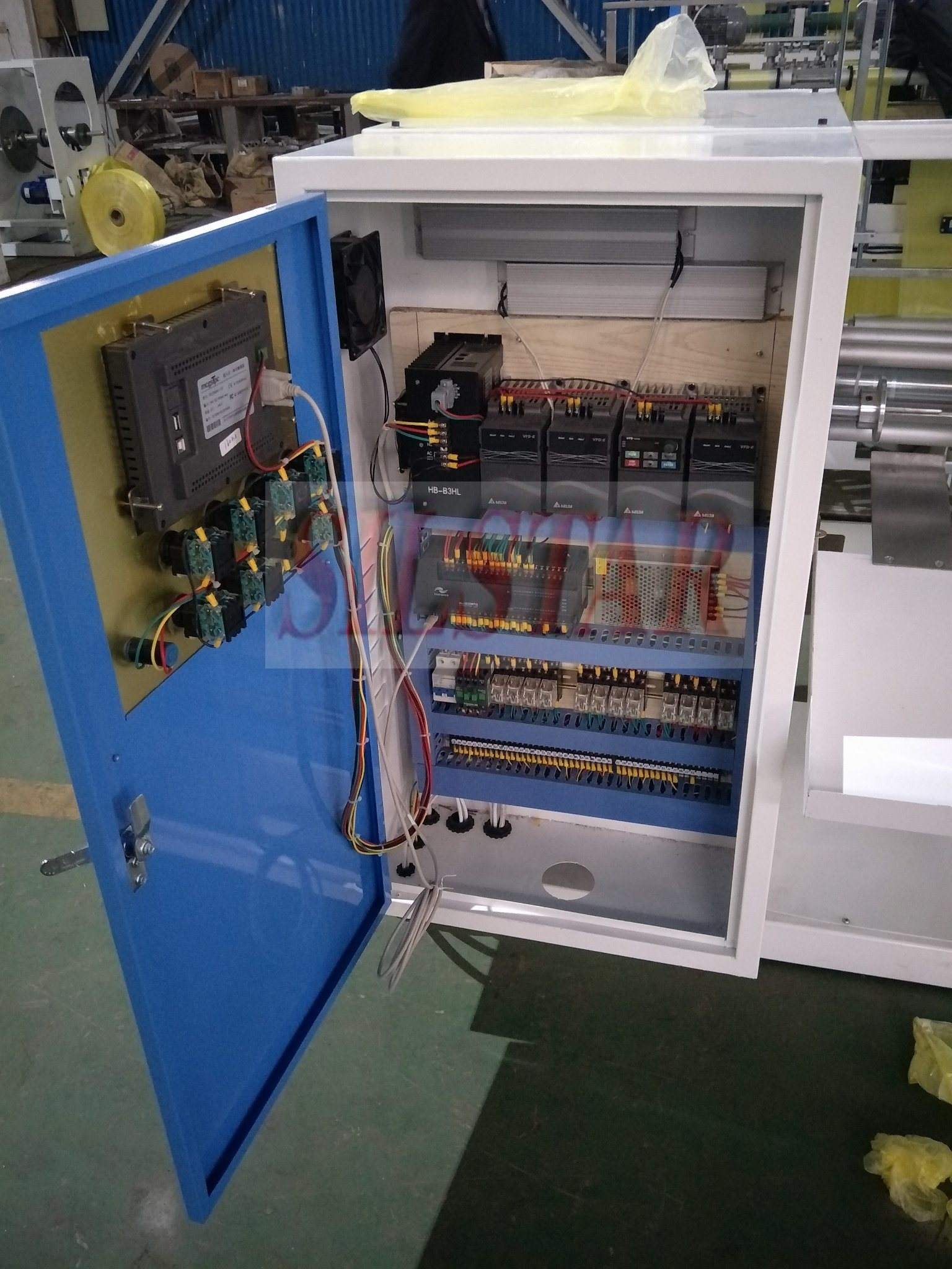 High Speed Bag Making Machine with Servo Driver (GBDSA-400)