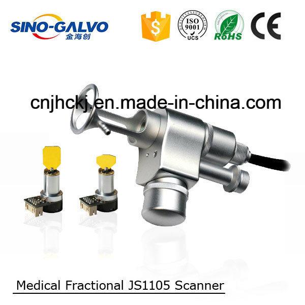 Beauty Skin Scanner Js1105 for Mini CO2 Fractional Laser Machine
