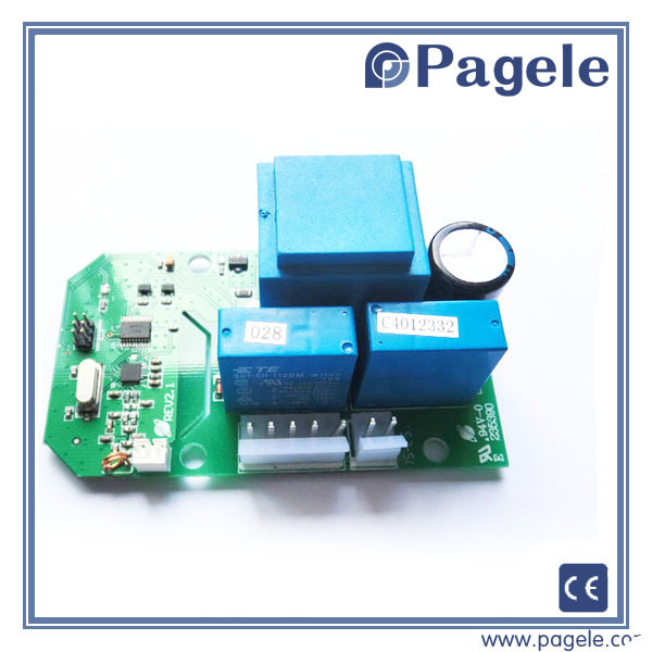 2-4 Layers Board of Automatic Circuit Breaker PCB / PCBA