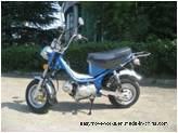Zhenhua D50 Motorcycle EEC Euro4 50cc 4strokes Elec Kick Start Drum Disc