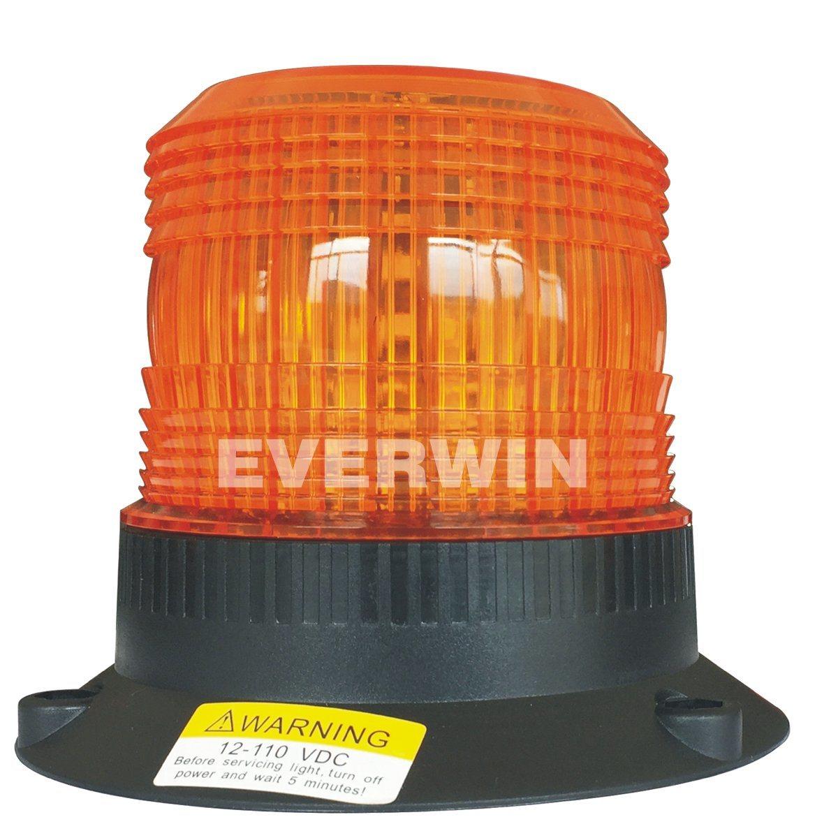 12-110V LED Warning Strobe Light Forklift Beacon