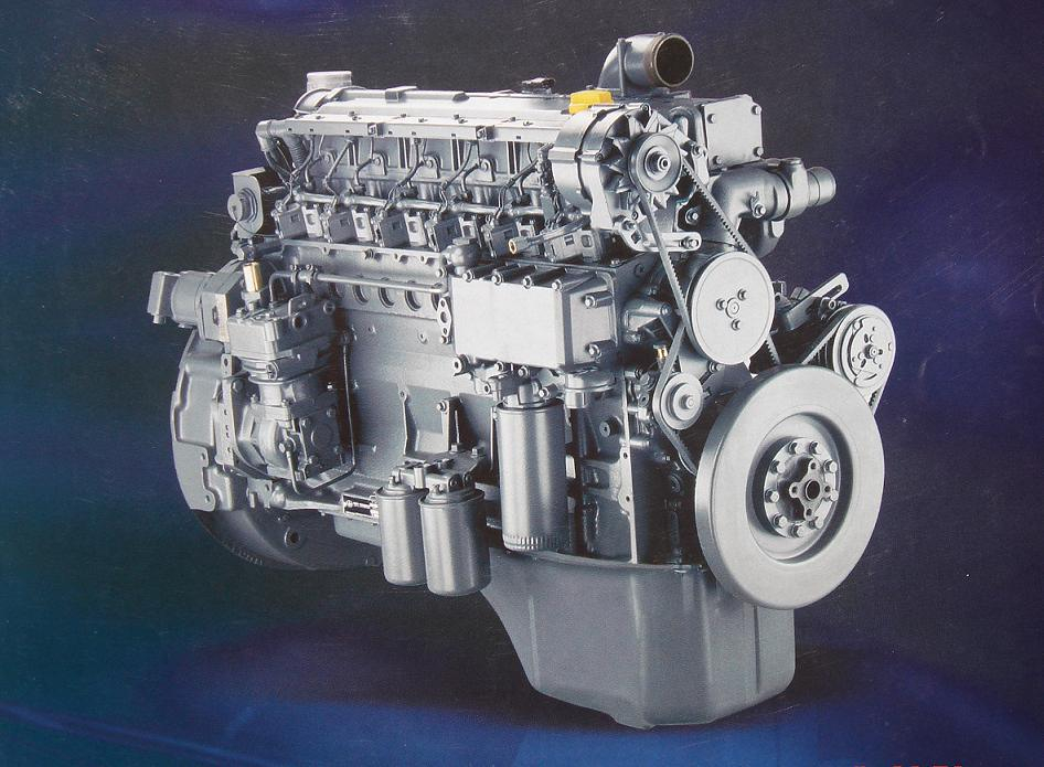 Deutz Diesel Engine for Construction Bf6m1013
