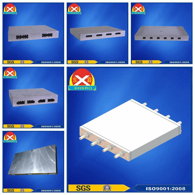 Aluminum Heat Sink for Welding Machinery