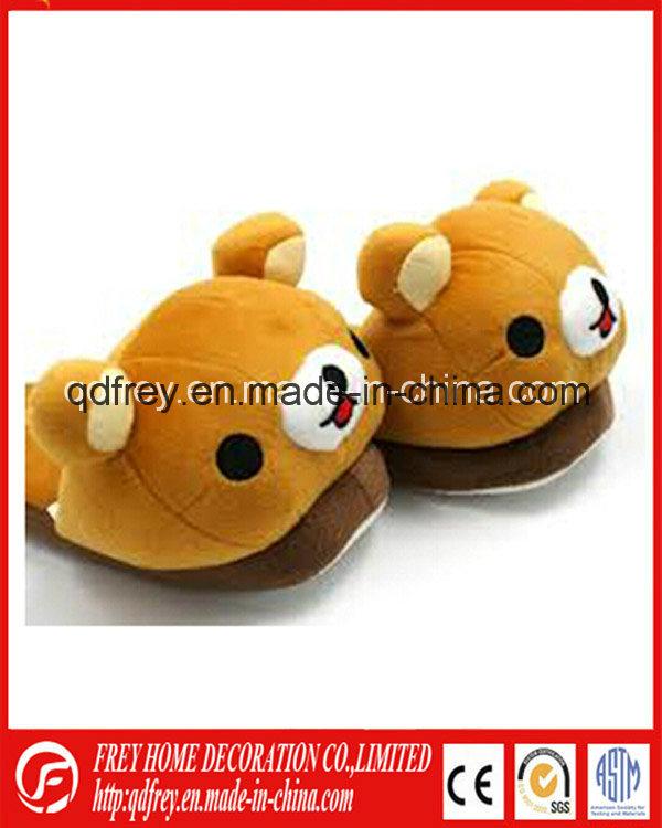 Hot Sale Teddy Bear Slipper Toy for Children
