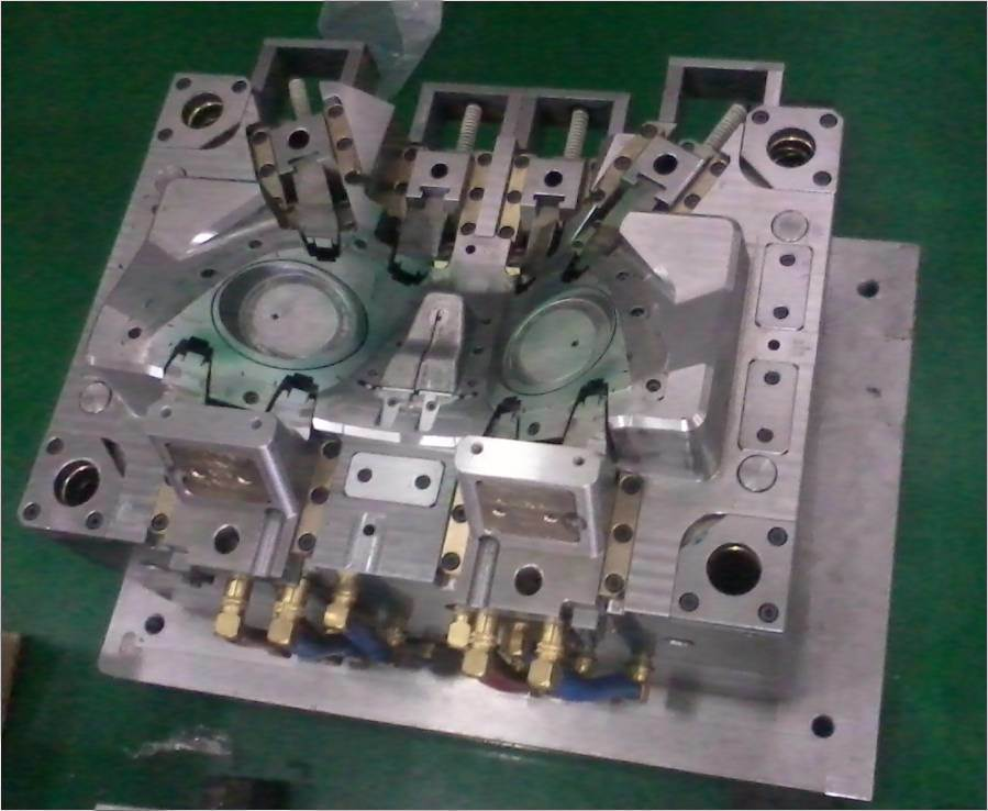 Cover, Fog Lamp, R/L Mould