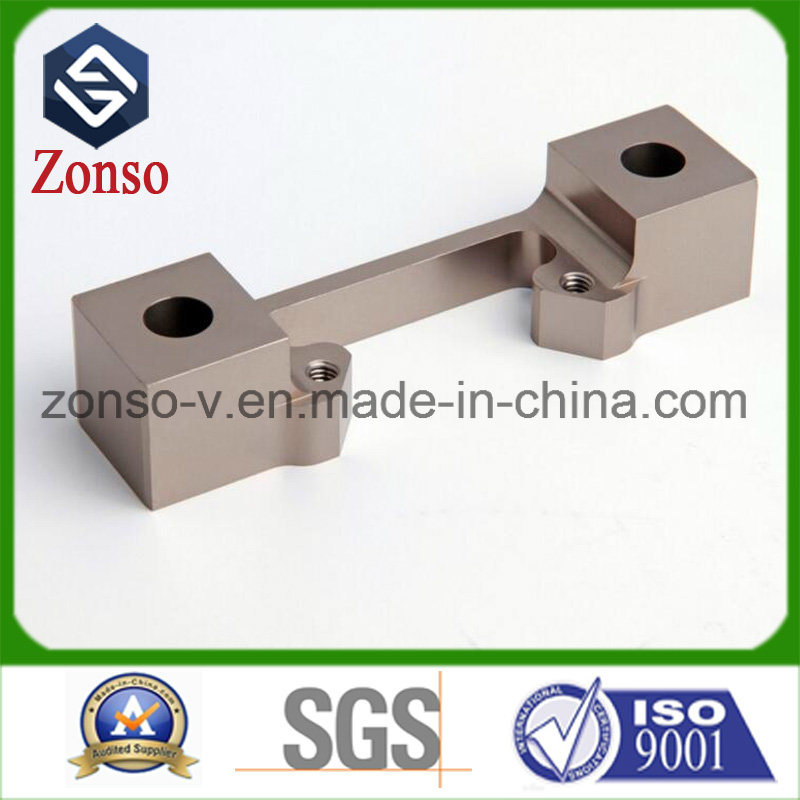 China Supplier OEM Precision CNC Machined Parts by Aluminum Alloy Metal
