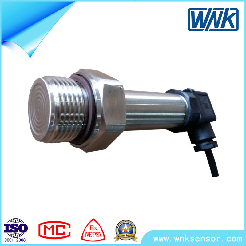 ISO 9001 4~20mA/0~20mA/0~10mA/1~5V Pressure Transducer with LED Display