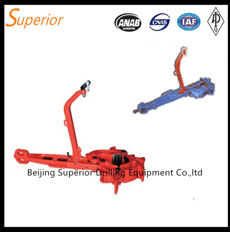 Type B Manual Tongs for Well Drilling for Oilfield Well Head Handling Tools