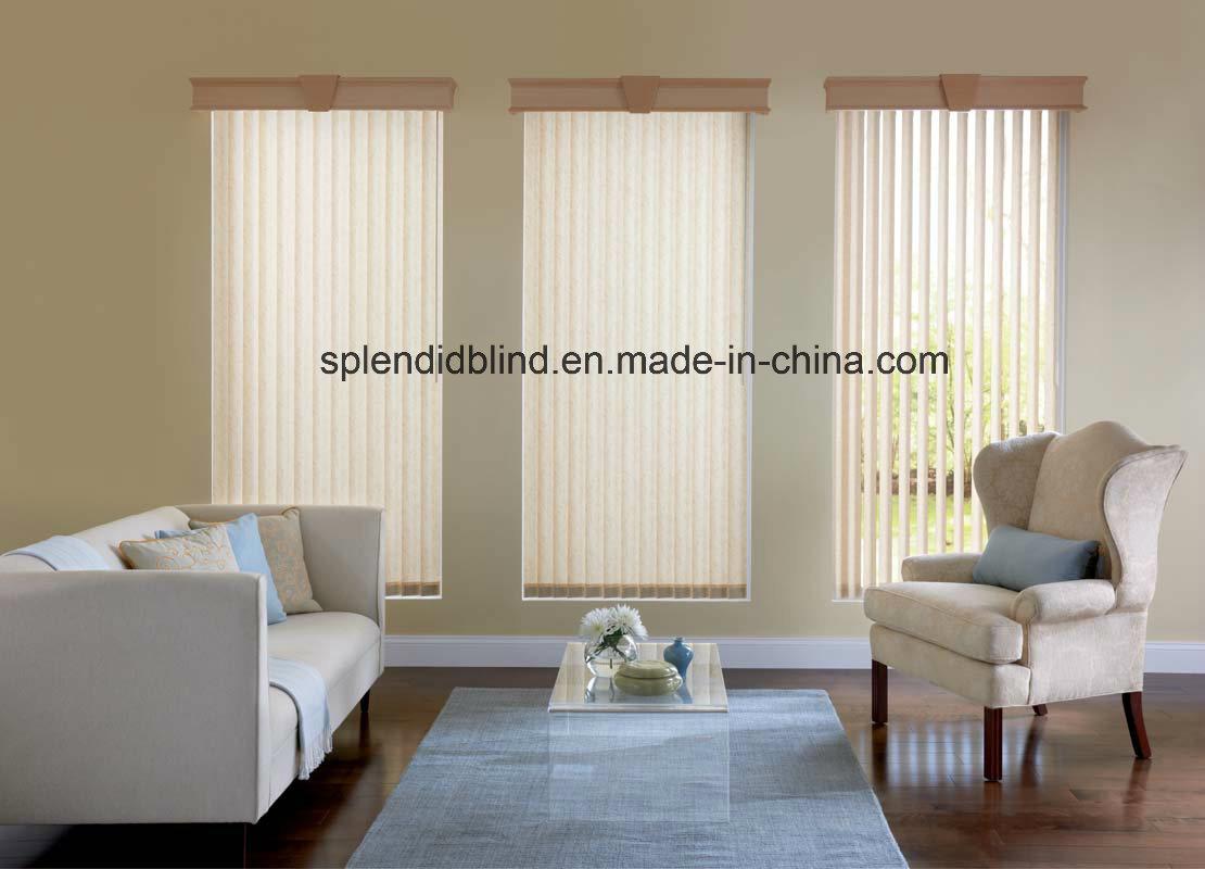 89mm/127mm Wand Control Vertical Blinds (SGD-V-3205)