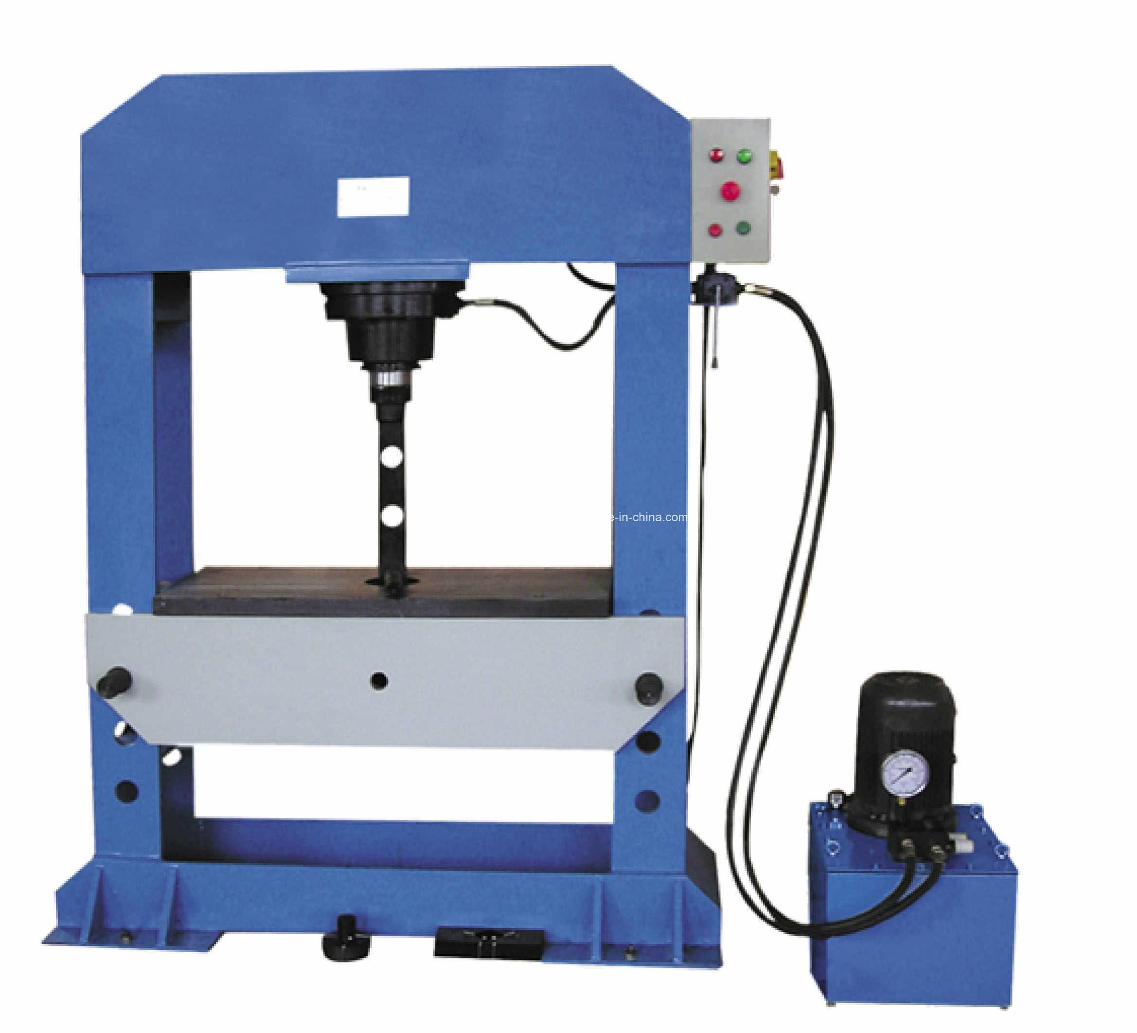 Hydraulic Workshop Press (HP-100)