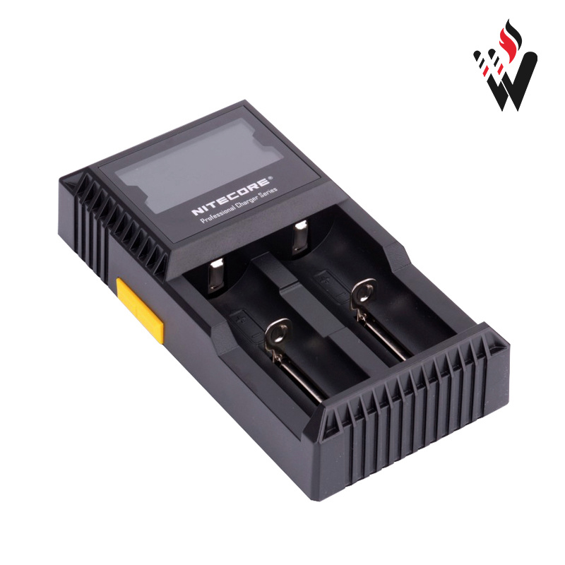 Nitecore D2 Charger for 26650, 22650, 18650, 18350