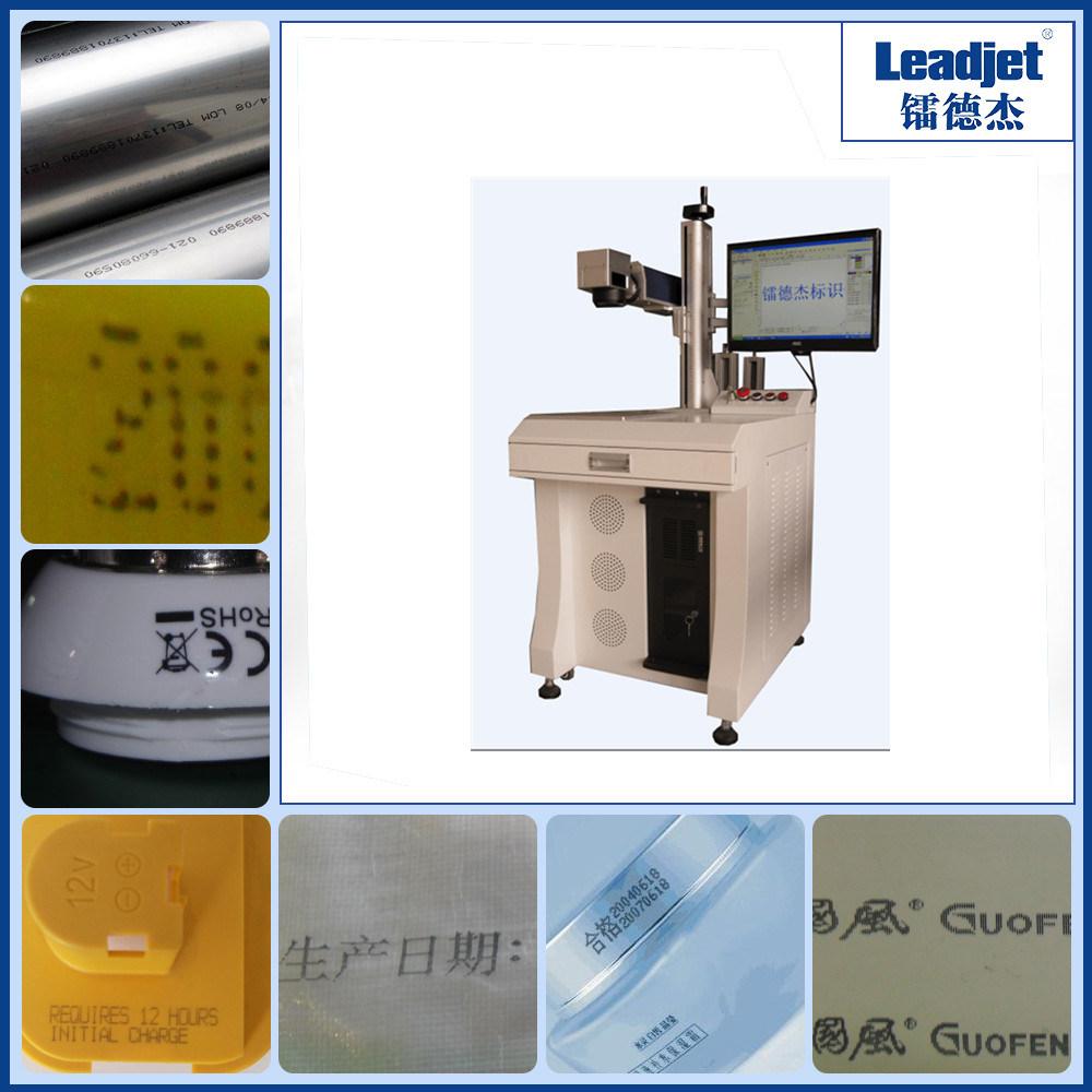Leadjet Fiber Laser Marking Machine for Pipes