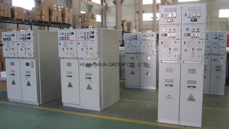 Hxgn15-12 Gas Insulation Metal-Enclosed Switchgear