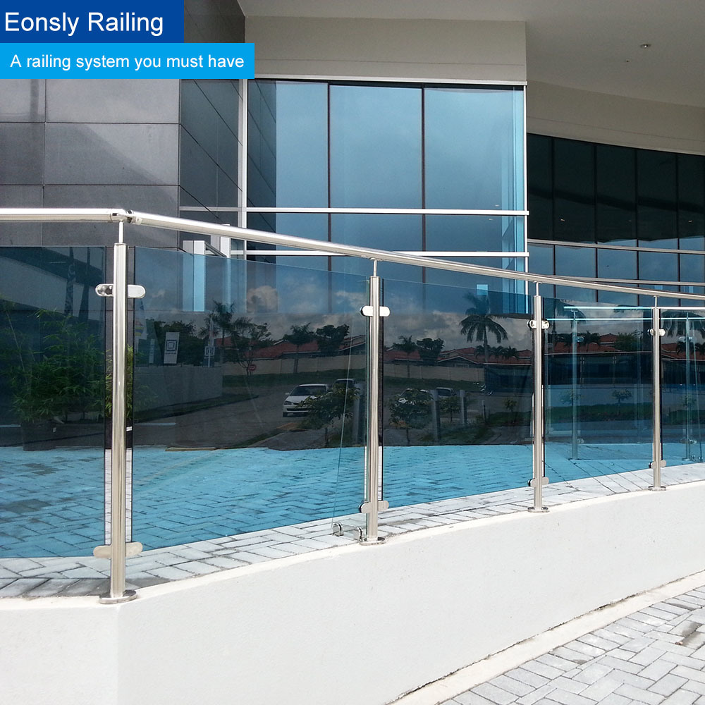 Modern Stainless Steel Railing Handrail for Balcony