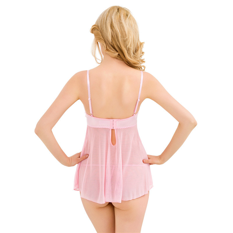 Beat Selling Transparent Sexy Babydoll for Honeymoon
