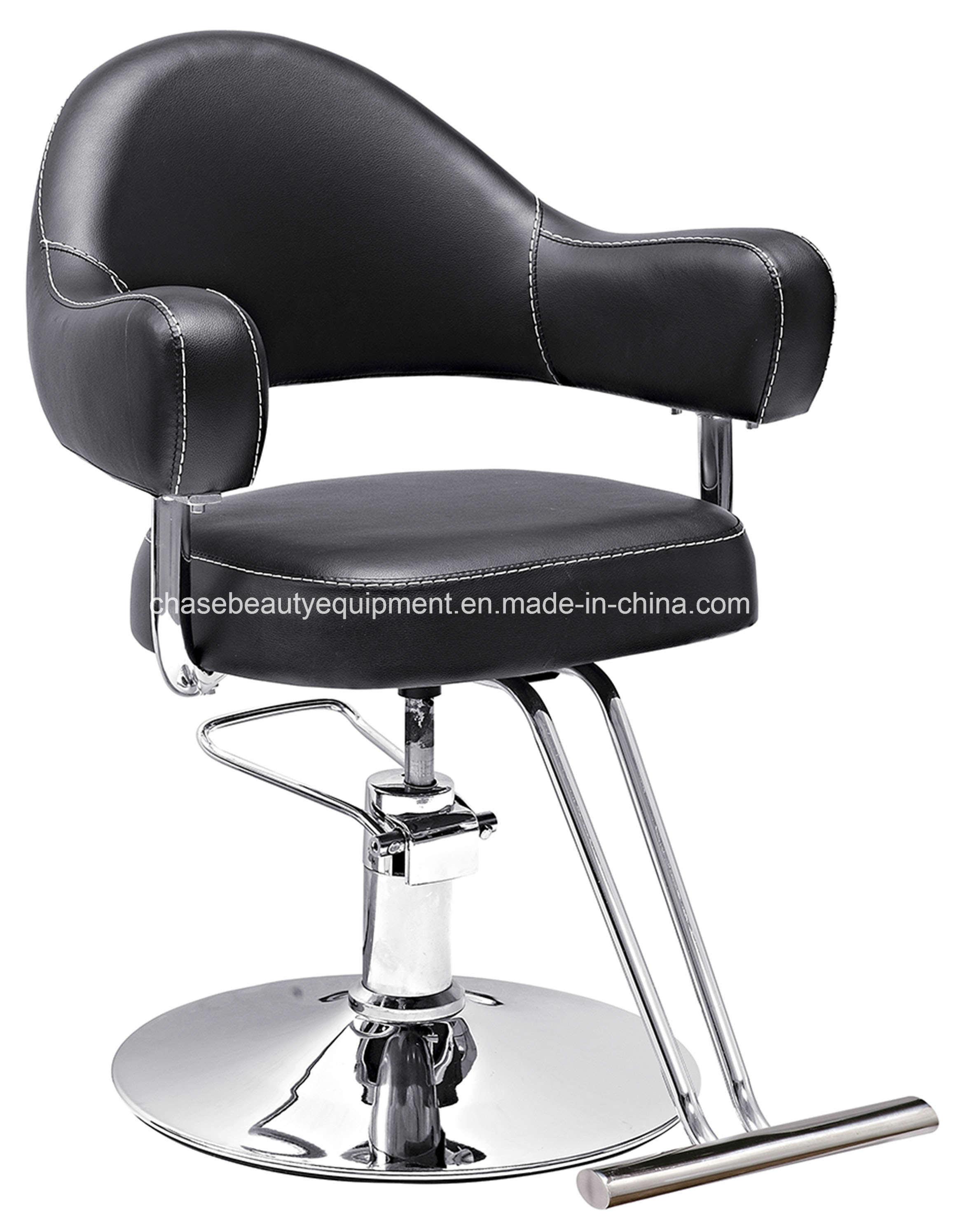 Antique Barber Chair/Reclining Salon Styling Chair/Beauty Salon Furniture